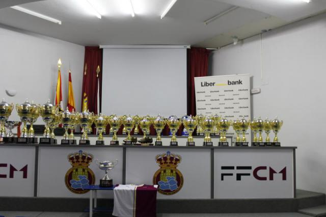 Entrega de trofeos y distinciones de la temporada 2018-2019