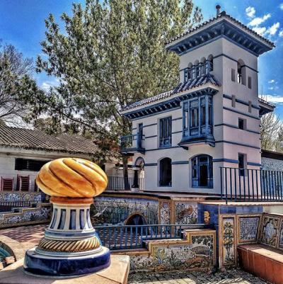 TALAVERA | Turismo de España promociona los Jardines del Prado