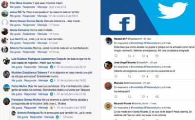 """El 'ciudadano' Ramos irá a la manifestación del 11-N y las redes """"arden"""" con su decisión"""