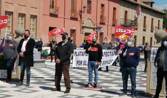 VÍDEOS Y FOTOS   Así han sido las manifestaciones del Primero de Mayo en CLM
