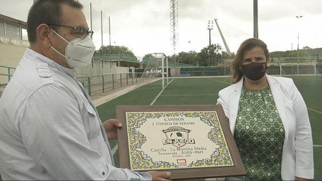 FÚTBOL | Premio de cerámica de Talavera para el ganador del Trofeo CMMedia