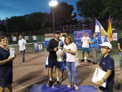 Jordi Muñoz gana el IX Open Nacional 'Virgen del Prado'