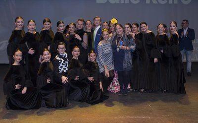 """La escuela de Carmen Sánchez """"Triana"""" suma un nuevo éxito en un mes de ensueño"""