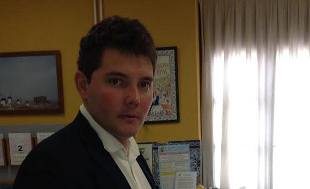 Carlos Alberto Martín, coordinador Cs Talavera