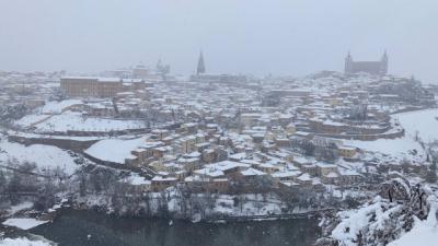 FILOMENA | El temporal deja 482 incidentes y 6.000 km de vías afectadas en CLM
