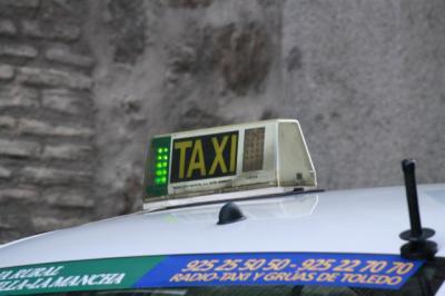 Detenido un hombre que le fracturó la nariz a un taxista en Albacete durante una discusión