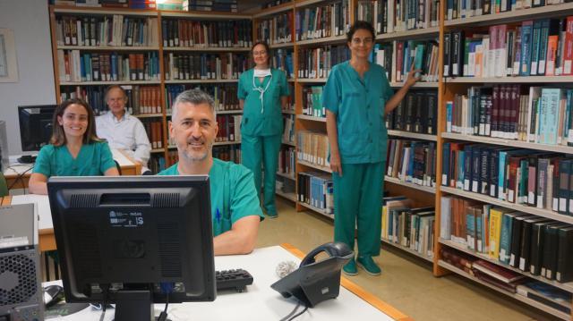 SANIDAD   Otro logro del Hospital de Toledo