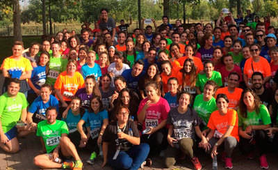 La carrera solidaria 'Campus a Través' reúne a 4.000 participantes