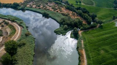 VÍDEO | Así llegan al Tajo las aguas contaminadas de Madrid