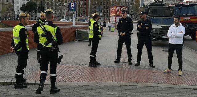 CORONAVIRUS | Este martes se despliega la UME en Talavera, Toledo, Torrijos y tres localidades más de la provincia