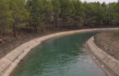 Scrats critica los 16 recursos de C-LM contra el envío de agua para el Levante desde 2015