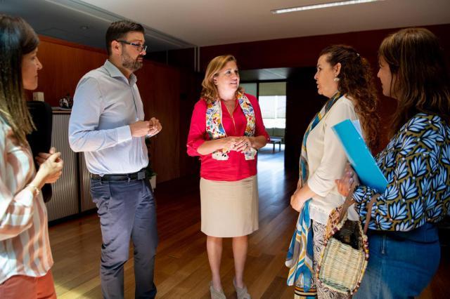 Educación, Cultura y Deportes renueva sus líneas de colaboración con Unicef