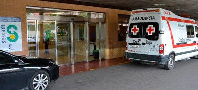 Trasladan al hospital de Talavera a los ocupantes del turismo arrollado