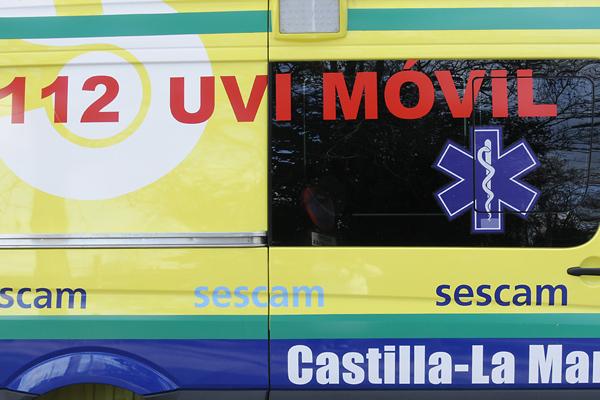Un fallecido y un herido grave tras un choque frontal en San Román