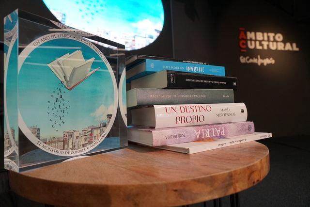 EL CORTE INGLÉS | Cuenta con unos libreros que son jurado de 'Un año de Libros'