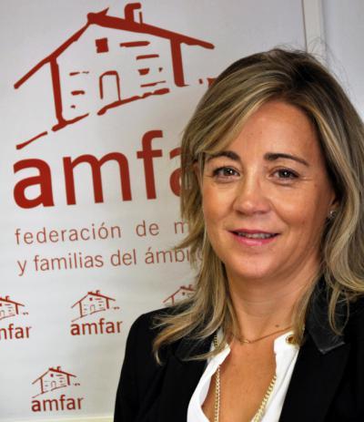 Lola Merino (AMFAR):