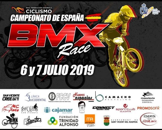 La selección de CLM de BMX busca revalidar su título de Campeona de España