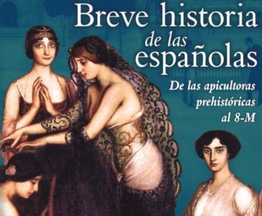 Angela Vallvey repasa la historia de las españolas