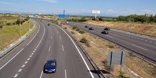 Autovia de Extremadura.