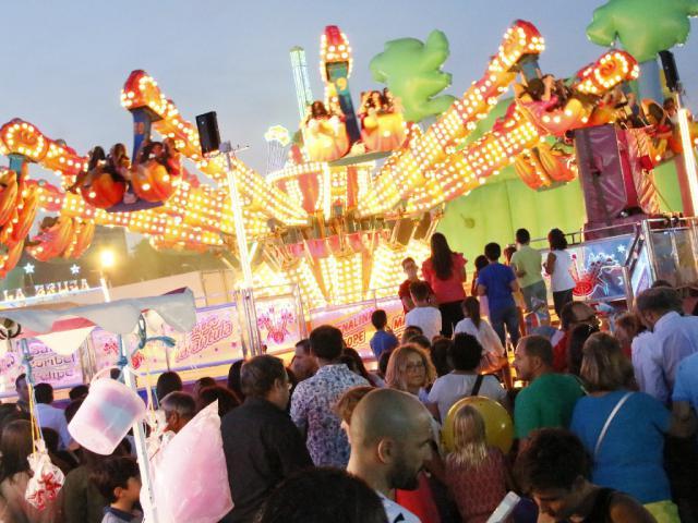 La gente tiene ganas de Feria, de día y de noche (IMÁGENES)
