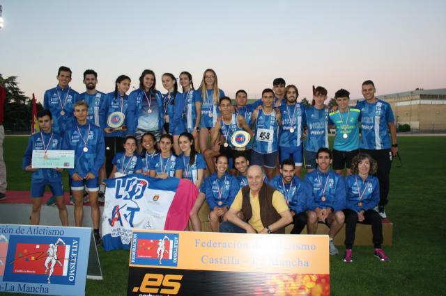 El conjunto talaverano de la UDAT, segundo en el 'XXIII Campeonato Regional de Clubes'