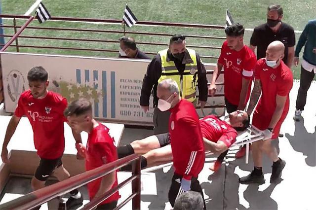 URGENTE | Vicente continúa en la UCI con una pequeña hemorragia interna
