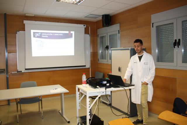 La Unidad Multidisciplinar de Atención a personas trans de Cuenca se da a conocer en los hospitales de C-LM