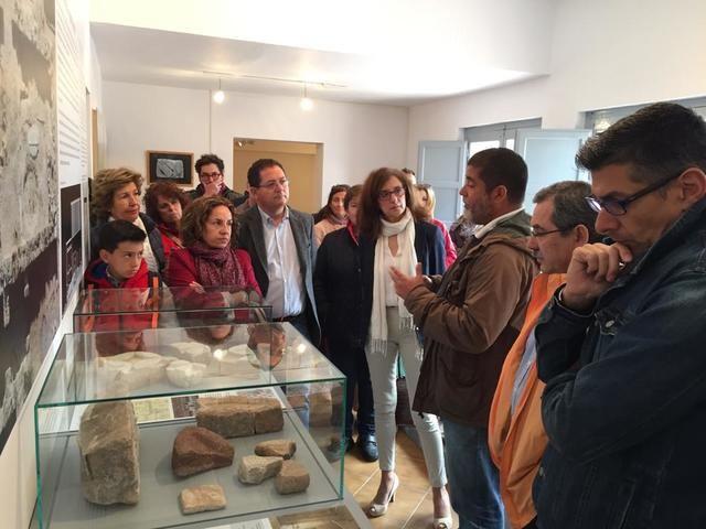 La Diputación respalda la reapertura del Museo de Arte Visigodo de Arisgotas