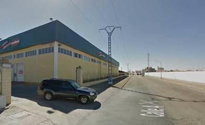 Fallece una trabajadora de 48 años por aplastamiento en Villarrobledo