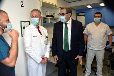 SANIDAD   Excelente medida para los usuarios del hospital de Talavera