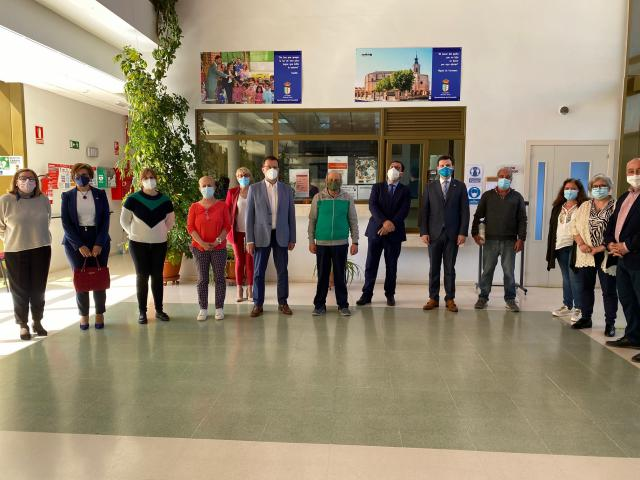 MAYORES DE 52 | Más de 300 personas se benefician de trabajos de interés social en la provincia de Toledo