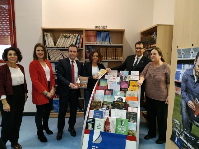 333.000 euros en la convocatoria de ayudas 2019 destinadas a las bibliotecas públicas municipales de la provincia
