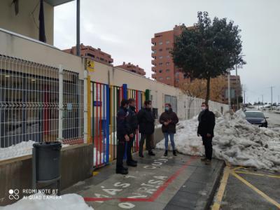 EDUCACIÓN   25 centros educativos han reanudado hoy las clases presenciales en la provincia de Toledo
