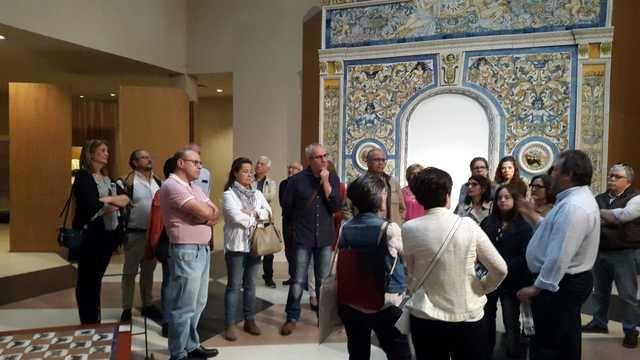 Alta participación en el Día de los Museos en el Ruiz de Luna