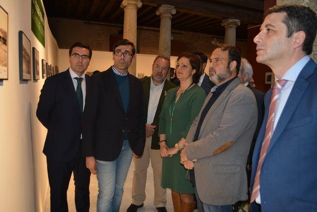 El C.D. Toledo celebra sus 90 años de existencia con una exposición retrospectiva
