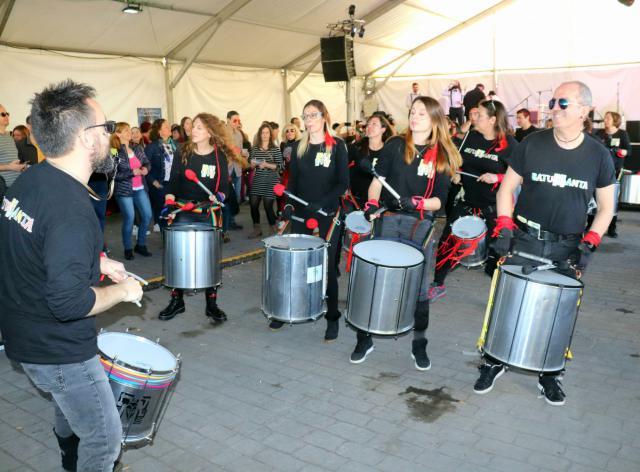 El Winter Festival de Puertollan, como promoción de grupos musicales de la región