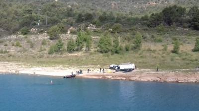 Rescatan los cuerpos sin vida de dos personas en el pantano de Entrepeñas