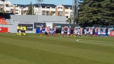 Empate que debió ser victoria para el Talavera frente al Atlético de Madrid B (2-2)