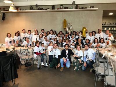 Pedro Rodríguez Gallardo celebra sus 101 años rodeado de su familia