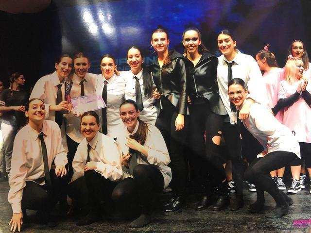 Los alumnos de ADAE ALMA triunfan en el Campeonato Nacional de Danzas
