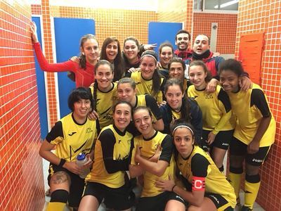 Las chicas del 'Ciudad de Talavera Eboraglass' se convierten en campeonas de la Liga Regional