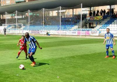 Importante victoria para los talaveranos ante la Gimnástica Segoviana con un 3-0