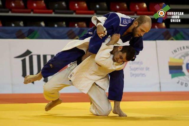 Una nueva medalla acerca al talaverano Adrián Nacimiento a los próximos Juegos Olímpicos