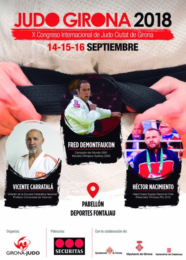 Héctor Nacimiento, nuevo entrenador de judo en el CAR