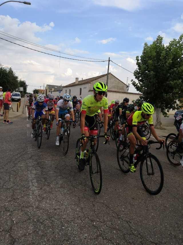 La segunda etapa de la Vuelta a Talavera se vive en las localidades vecinas