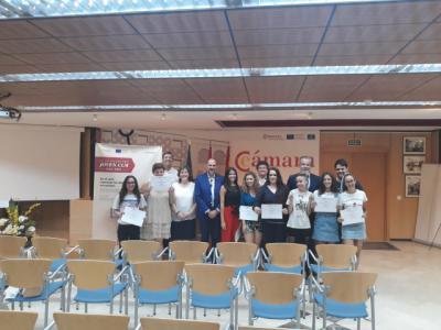 20 jóvenes han participado en Talavera en el programa 'Emprende Joven Castilla-La Mancha'