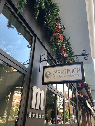 'Martinica', la nueva gastro taberna en la Plaza de la Trinidad