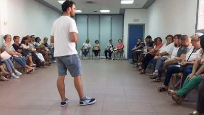Éxito del primer encuentro de Asociaciones de Talavera