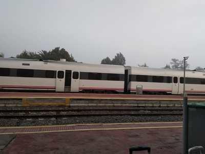 De nuevo, un tren de Talavera a Madrid no puede viajar por avería