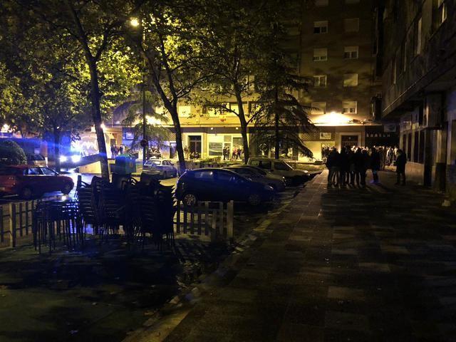 'El Parque' vuelve a ser el epicentro del botellón en Talavera